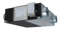 H.V.A.C. System Heat Recovery Unit