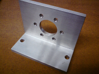 L Bracket for use with TK50 series encoder