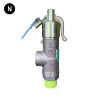 Bailey 707 Safety Relief Valve