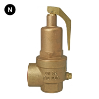 Nabic 500 High Lift Safety Relief Valve