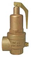 Nabic 500 High Lift Safety Valve