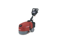 New MSD360B compact walk behind Electric scrubber dryers