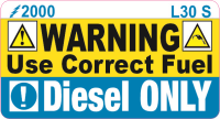 L030 S - Diesel Only (Small)