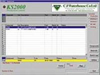 KS-Series Production Scheduling & Recipe Handling Software