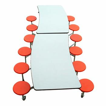 UK Suppliers Of School Dining Tables
