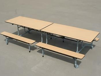 UK Supplier Of Bench School Dining Tables