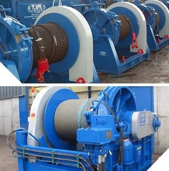 PACCAR Hydraulic Winches For Hire