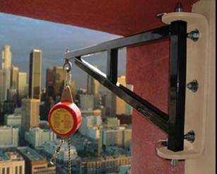 Wall Mounted Fire Escape System