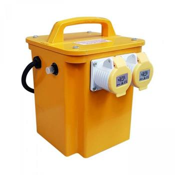 P10 HIRE TRANSFORMER 3.3KVA POWER TOOL 16A OUTLET