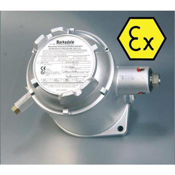 D1X / D2X Barksdale ATEX Explosion Proof Pressure Switch