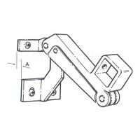 Type 130 Folding Opener - Step size (A) = 16mm