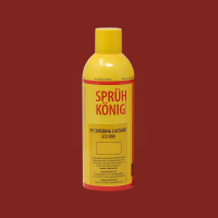 Konig PF Covering Lacquer (400ml Can) - Wine Red
