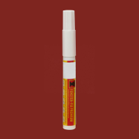 Konig UPVC Touch Up Pen - Wine Red