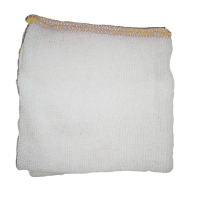 Yellow Dish Cloths (Pack Of 10)  (CD788)