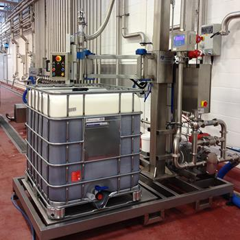 UK Supplier Of FT-100 Series Filling Machines