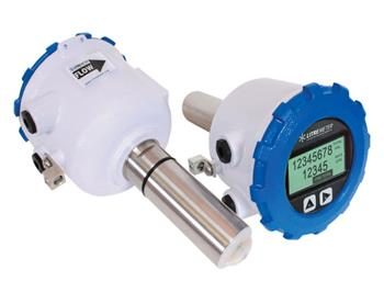Battery Powered Electromagnetic Insertion Flow Meter