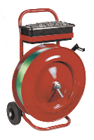 Safeguard Strapping Dispenser Trolley
