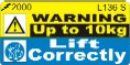 L136 S - Lift Correctly_up to 10Kg (small)