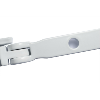 R9 Monkey Tail Espag Handle - Right Hand, White