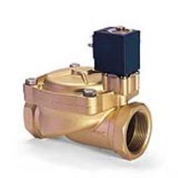 1 1/2'' Solenoid Valve (NC) with Coil & Connector