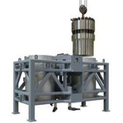 MAAG LARGE AREA POLYMER FILTRATION SYSTEM