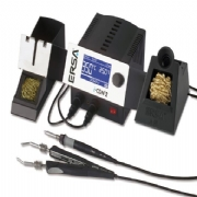 I-Con Twin Solder Station with i-Tool and de-solder tool