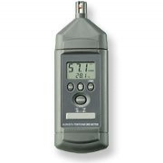 Handheld Humidity and Temperature Meter