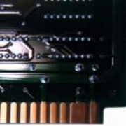 Damaged PCB Gold Contacts Repaired