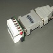 D25-way Male/Female Extension Cables