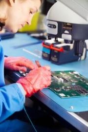 Hybrid Circuit Coating Services