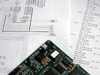 Hand placement PCB assembly