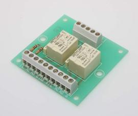 R05 2 x single pole relay from safelink