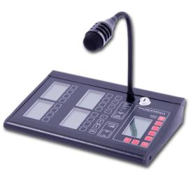 BVRD Microphone Controller