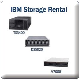 IBM Storage Rental