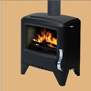 Langbrook Solid Fuel Stove