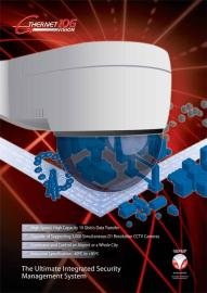 Gthernet Single Cable Secure IP Network Solution