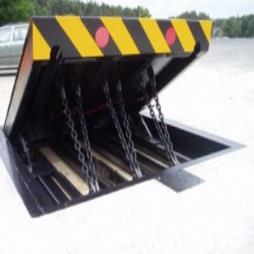 PA S68 High Security Shallow Roadblockers