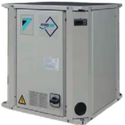 Daikin Water Cooled- Capacity (kW): 13 - 195