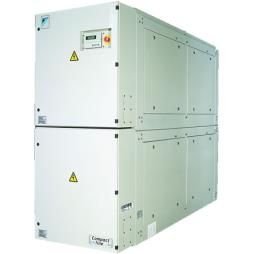 Daikin Water Cooled- Capacity (kW):120 – 546 COP, 147 – 655 EER