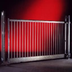 S.H.B. Automatic Sliding Gate